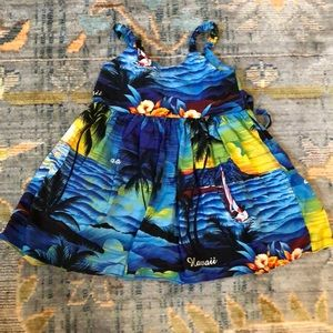 Other - Hawaii dress for infant size 6-12 months